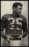 1948 Exhibit Black and White #15  Bill Dudley  Front Thumbnail