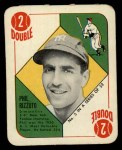 1951 Topps Red Back #5  Phil Rizzuto  Front Thumbnail