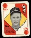 1951 Topps Red Back #29  Bob Kennedy  Front Thumbnail
