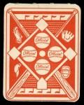 1951 Topps Red Back #50  Monte Irvin  Back Thumbnail