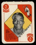 1951 Topps Red Back #50  Monte Irvin  Front Thumbnail