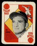 1951 Topps Red Back #2  Sid Gordon  Front Thumbnail