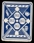 1951 Topps Blue Back #32  Bob Elliott  Back Thumbnail