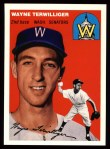 1994 Topps 1954 Archives #73  Wayne Terwilliger  Front Thumbnail