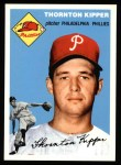 1994 Topps 1954 Archives #108  Thornton Kipper  Front Thumbnail