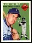 1994 Topps 1954 Archives #32  Duke Snider  Front Thumbnail