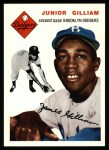 1994 Topps 1954 Archives #35  Jim Gilliam  Front Thumbnail