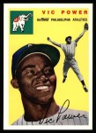 1994 Topps 1954 Archives #52  Vic Power  Front Thumbnail