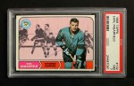 1968 Topps #102  Earl Ingarfield  Front Thumbnail