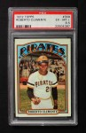 1972 Topps #309  Roberto Clemente  Front Thumbnail