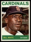 1964 Topps #240  Bill White  Front Thumbnail