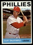 1964 Topps #191  Clay Dalrymple  Front Thumbnail