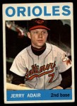 1964 Topps #22  Jerry Adair  Front Thumbnail