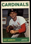 1964 Topps #147  Ray Sadecki  Front Thumbnail