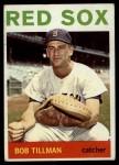 1964 Topps #112  Bob Tillman  Front Thumbnail