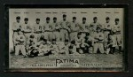 1913 T200 Fatima #6   Philadelphia Nationals Front Thumbnail