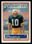 1983 Topps #85  Jan Stenerud  Front Thumbnail