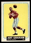 1964 Topps #11  Art Graham  Front Thumbnail