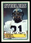 1983 Topps #365  Donnie Shell  Front Thumbnail