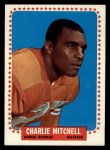 1964 Topps #55  Charlie Mitchell  Front Thumbnail