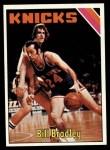 1975 Topps #37  Bill Bradley  Front Thumbnail