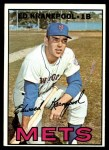 1967 Topps #452  Ed Kranepool  Front Thumbnail