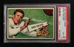 1952 Bowman Large #3  Doak Walker  Front Thumbnail