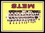 1967 Topps #42   Mets Team Front Thumbnail