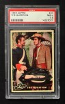 1958 Topps Zorro #21   The Question Front Thumbnail