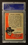 1958 Topps Zorro #31   Locked Swords Back Thumbnail