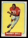 1964 Topps #90  Bobby Bell  Front Thumbnail