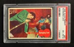 1956 Topps / Bubbles Inc Elvis Presley #27   Swinging Low Front Thumbnail