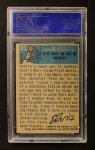 1956 Topps / Bubbles Inc Elvis Presley #32   Tuning Up for the Show Back Thumbnail