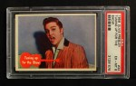 1956 Topps / Bubbles Inc Elvis Presley #32   Tuning Up for the Show Front Thumbnail