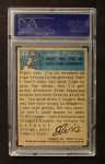 1956 Topps / Bubbles Inc Elvis Presley #33   Show for the Hometown Back Thumbnail