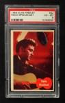 1956 Topps / Bubbles Inc Elvis Presley #42   Radio Broadcast Front Thumbnail