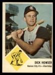 1963 Fleer #15  Dick Howser  Front Thumbnail