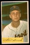 1954 Bowman #199  Steve Gromek  Front Thumbnail