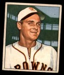 1950 Bowman #190 CPR Ken Wood  Front Thumbnail