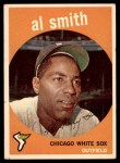 1959 Topps #22  Al Smith  Front Thumbnail