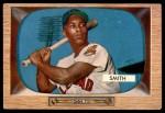 1955 Bowman #20  Al Smith  Front Thumbnail