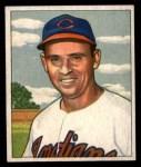 1950 Bowman #129  Joe Gordon  Front Thumbnail