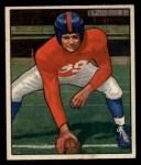 1950 Bowman #69  DeWitt Coulter  Front Thumbnail