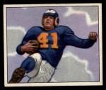 1950 Bowman #16  Glenn Davis  Front Thumbnail