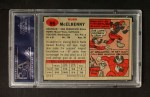 1957 Topps #95  Hugh McElhenny  Back Thumbnail