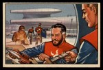 1951 Bowman Jets Rockets and Spacemen #75   Bigger and Better Rocket Front Thumbnail
