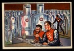 1951 Bowman Jets Rockets and Spacemen #87   Assembling Ice Robots Front Thumbnail