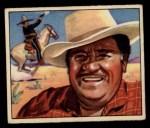 1949 Bowman Wild West #5 H Chris-Pin Martin  Front Thumbnail