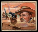 1949 Bowman Wild West #6 H James Millican  Front Thumbnail