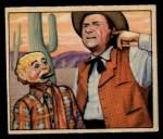 1949 Bowman Wild West #8 H Max Alibi Terhune  Front Thumbnail